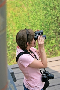 Sometimes, binoculars help (photo cerca 2011)
