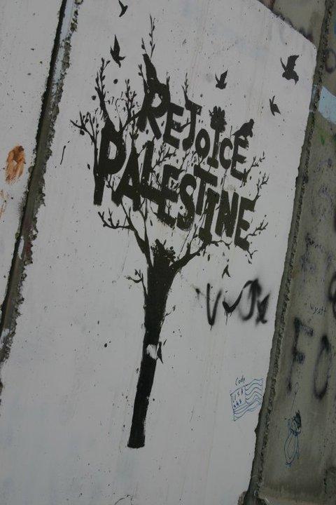 rejoice palestine