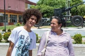 Jhonatan and Maria