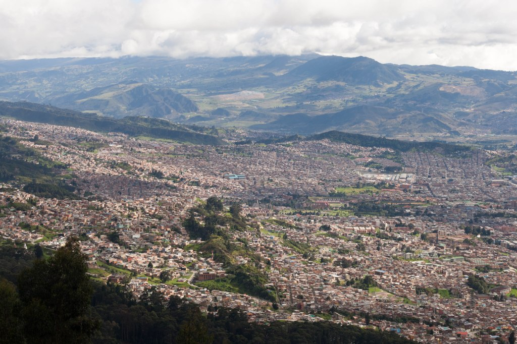 Bogota: All 10 million of us